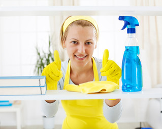 Secrets to Cleaning Gross Bathrooms in Your Rental