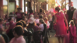 Downtown Howell Pink Party