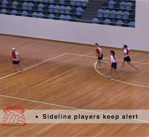 Sideline Netball