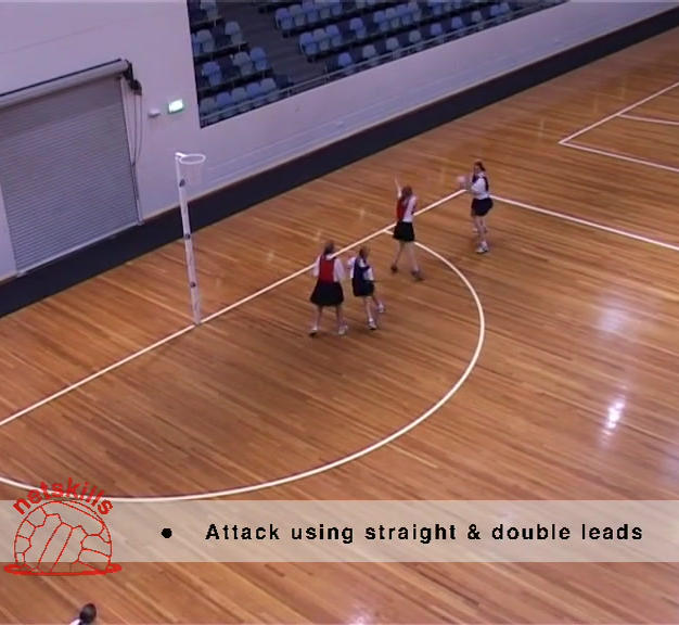 Numbers Netball - Both Ends