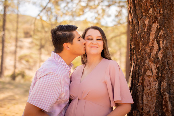 After the pleasure of covering their Wedding in December 2020, I was so excited to hear they were expecting! We had a great time in the cool mountains of Idyllwild and caught some really sweet moments before the joy of parenting begins.