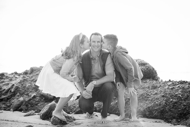 This was the 3rd year in a row I had the pleasure of capturing memories for this family. They ventured to the beach with me this time and I had the best time! They are all so gorgeous.