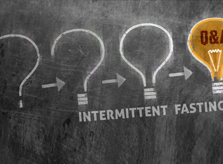 Intermittent Fasting Questions Answered