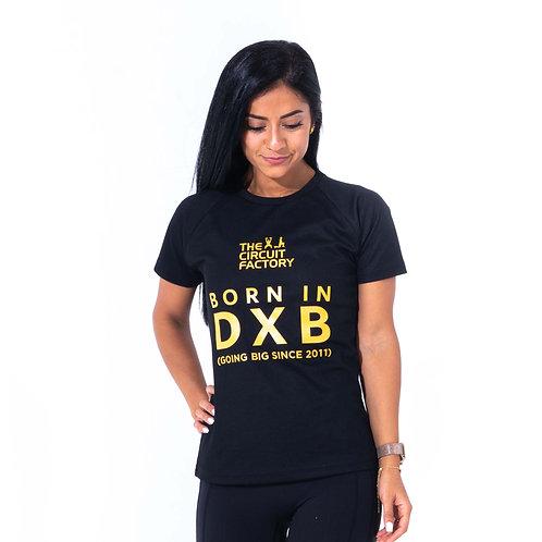 Born in DXB Tee (Women)