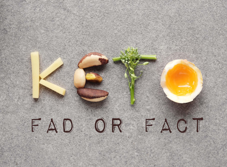 Fad or Fact: The Keto Diet
