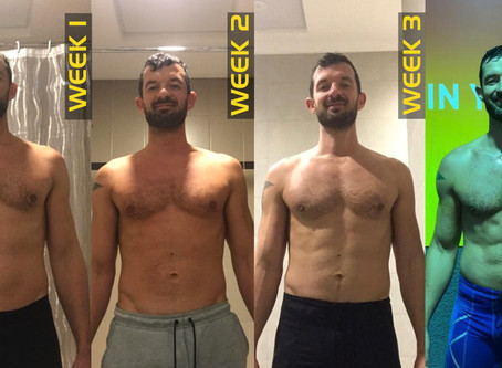 How I Lost A Stone And Got Ripped In A Few Weeks