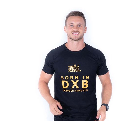 Born in DXB Tee (Men)