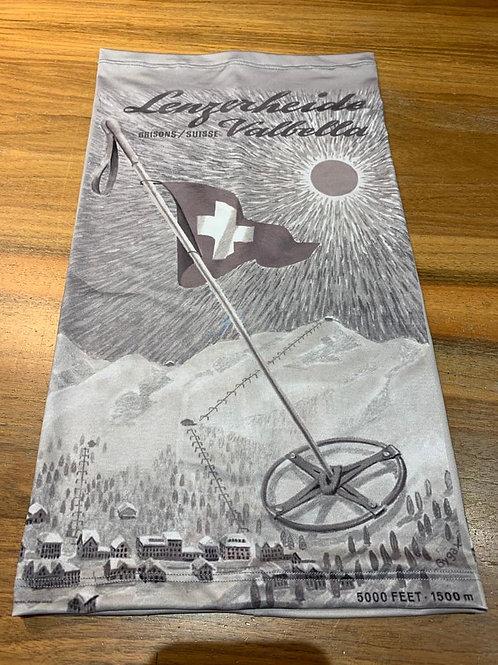 Skischlauch beige zertifiziert