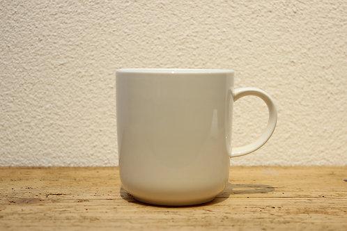 Mug uni weiss