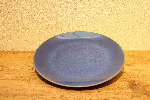 Speiseteller uni dunkelblau