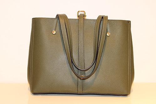 Tasche olive Klassik