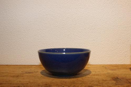 Müslischale uni dunkelblau