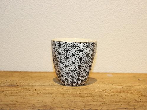 Kaffebecher grafisch