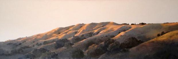 """Hilltops Over Spirit Rock"""