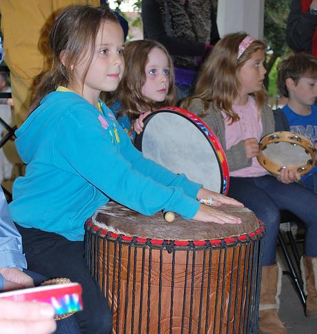 Heike Jenkins   Heike's Drum Circles Bournemouth