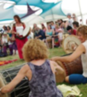 Heike's Drum Circles Bournemouth