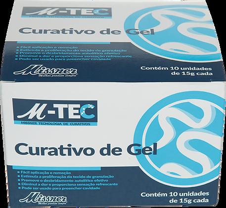 Curativo de Gel M-TEC 15g