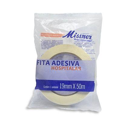 Fita Adesiva Hospitalar Missner 19mm x 50m