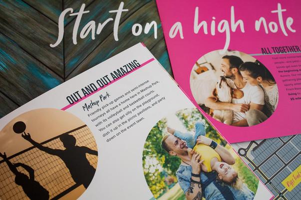 Harmony | Brochure