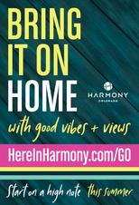 Harmony Bus Shelter