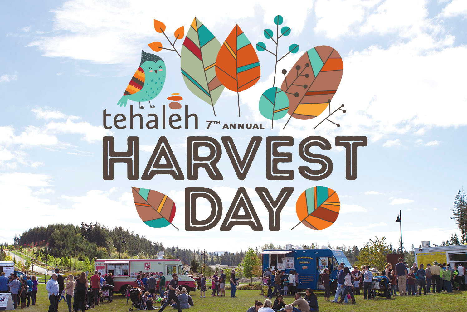 Tehaleh Harvest Day Promotion
