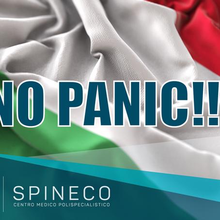 🚨NO PANIC! 🚨