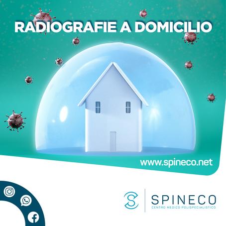 Nuovo servizio: Radiografie a Domicilio