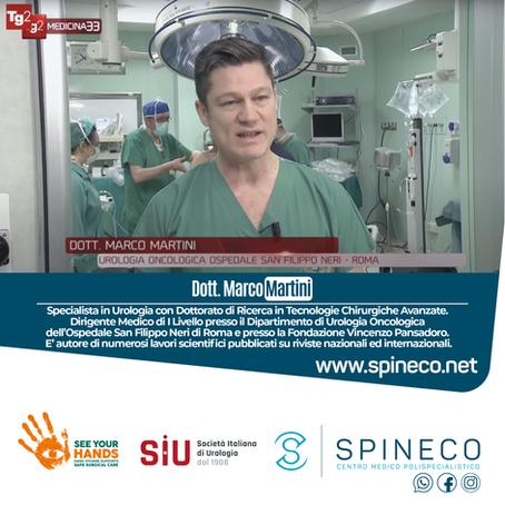 Ipertrofia Prostatica Benigna: intervista al Dott. Marco Martini
