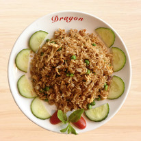 Riz soja au poulet