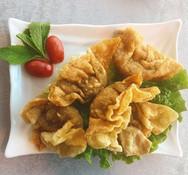 Raviolis frit à la crevette 🍤  À emport