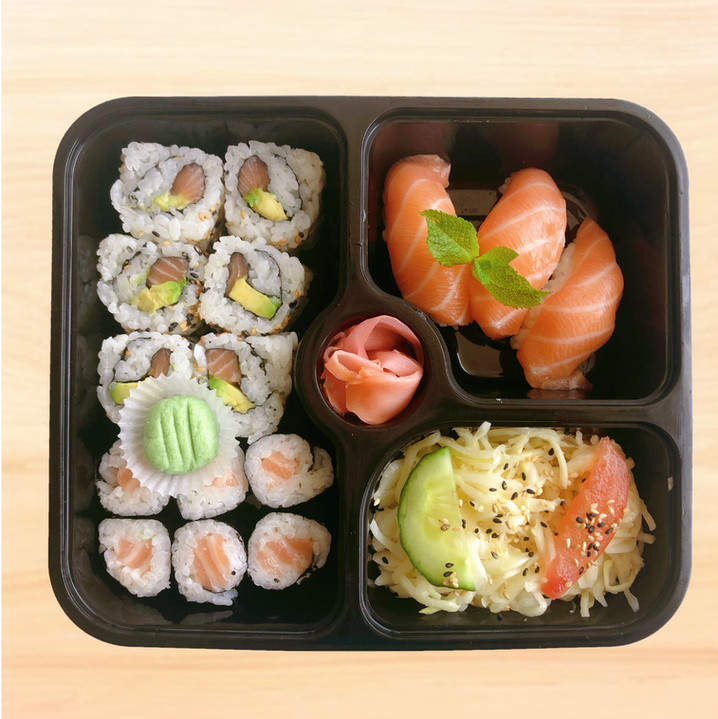 Menu Japonais Mix