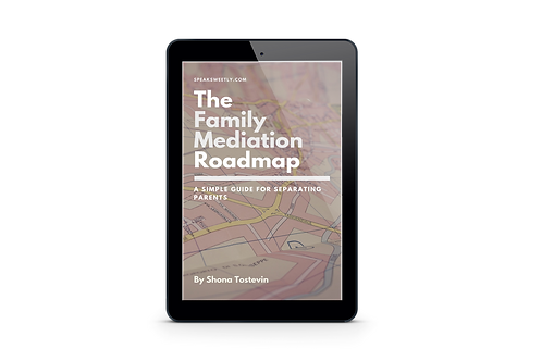 The Family Mediation Roadmap Ebook