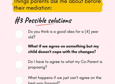 Your Child's Age + 4 Other Things to Factor In to Your Parenting Plan.