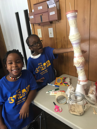 Steam Camp: Leaning Tower of Pisa