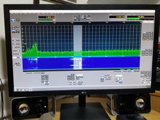 Thetis SDR Display