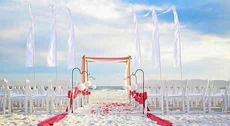pelican beach destin florida wedding