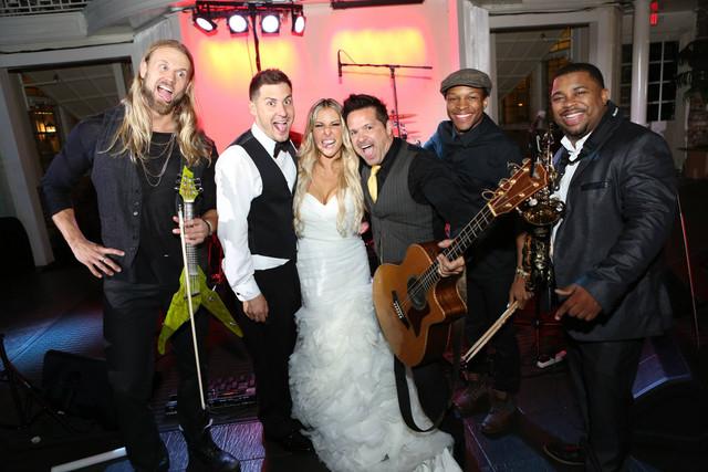 Central Florida Wedding Band
