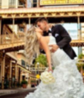 Church Street Orlando Wedding