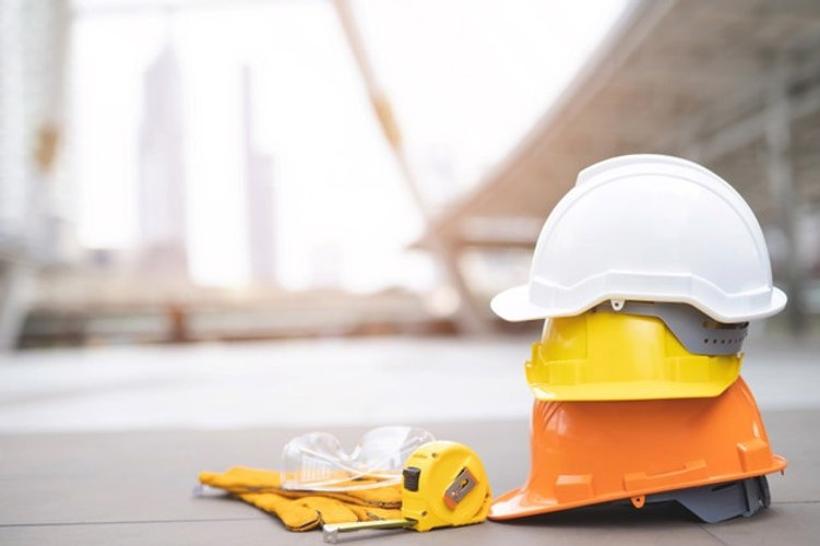 orange-yellow-blue-white-hard-safety-wear-helmet-hat-project-construction-site-building-co