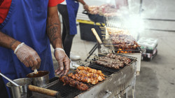 BBQ ON A STICK