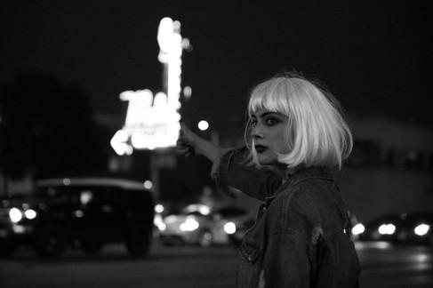 Nora Arnezeder by Night
