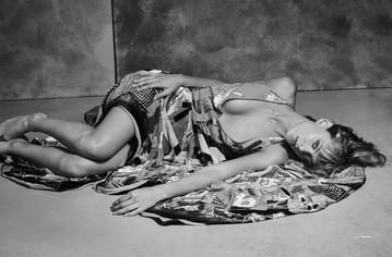 Nora Arnezeder by Sylvie Castioni