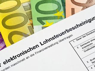 """La """"Lohnsteuerbescheinigung"""" – el certificado de retenciones de IRPF en Alemania"""
