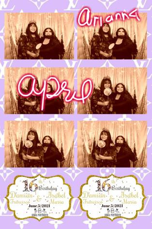 ©Bonita Photo Booth damian and Isabel 16