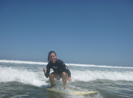 Awesome Surf Classes in Ecuador