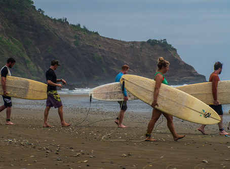 Welcome to Otra Ola the perfect destination for Surf, Spanish and Yoga Classes in Ecuador