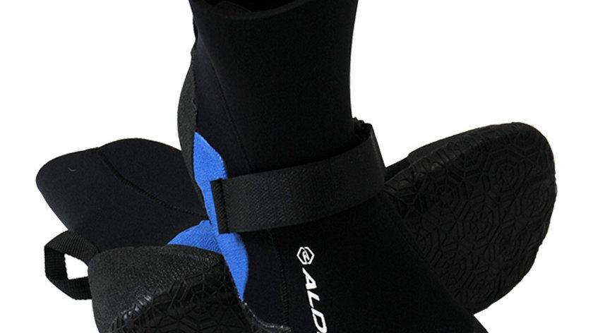 Alder Enzo 6mm split toe boot