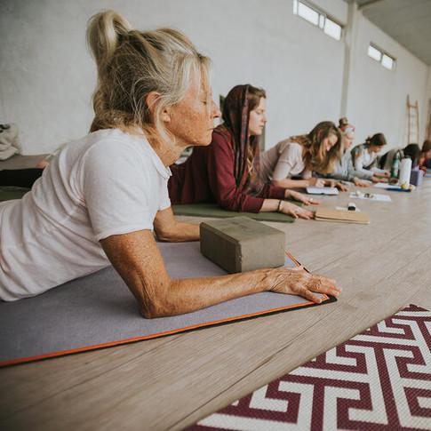 sedona yoga training