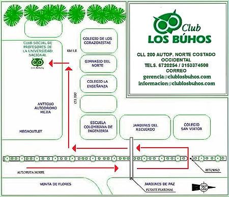 como llegar Club los Buhos.jpg