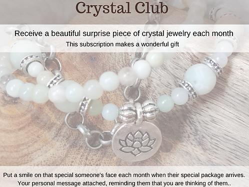 Crystal Club - 1 Year of Crystal Love!
